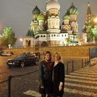 Fotka v Moskve lektorka