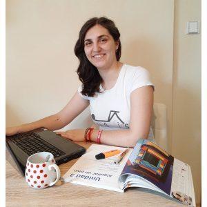 Lektorka španielčiny za knihami